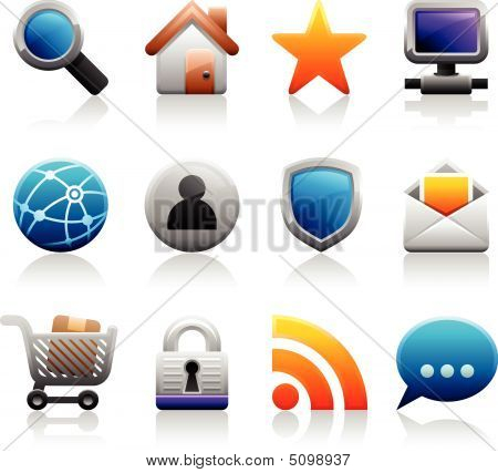Titanium web icons