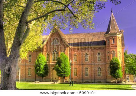 religious building