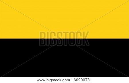 Saxony Anhalt Germany Flag