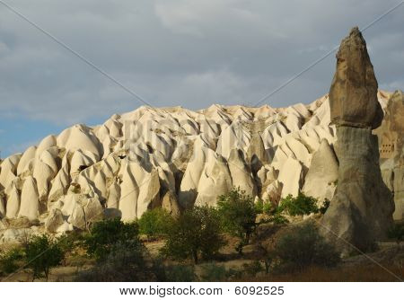 Cappadocia Stone Mushroom