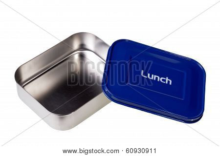 isolated lunchbox