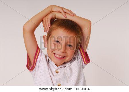 Expressive Kid 21