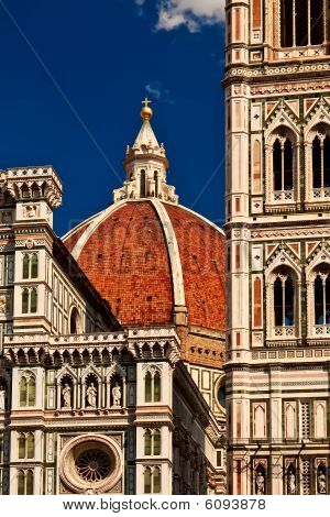 A cathedral Florence.