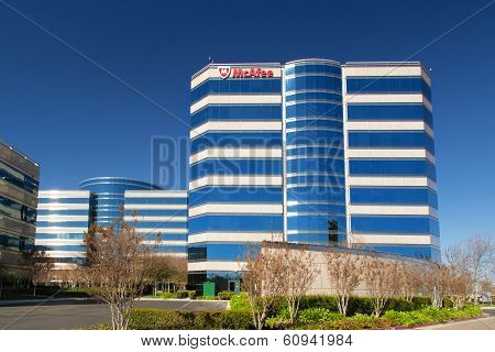 Mcafee Corporate Headquarters