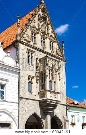 Stone House, Kutna Hora, Czech Republic