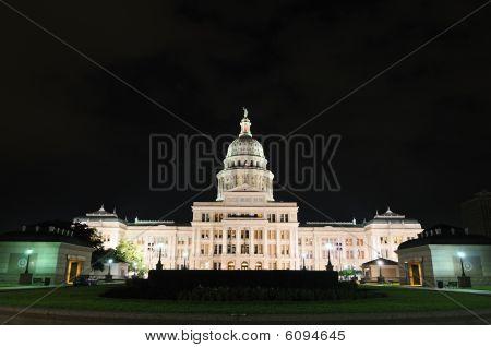 Capitolio del estado de Texas