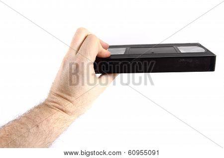 Videotape In My Hand