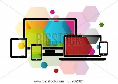 Comb web design