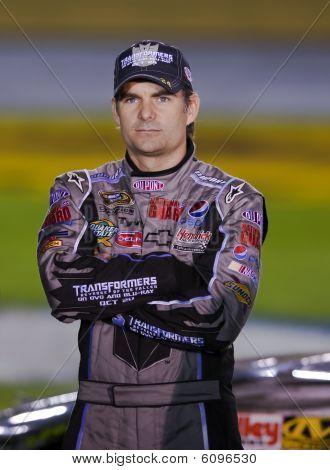 NASCAR: 15 de outubro Nascar Banking 500 apenas do Bank Of America
