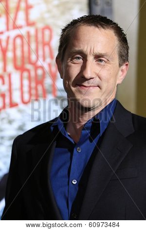 LOS ANGELES - MAR 4: Kurt Johnstad at the Premiere of '300: Rise Of An Empire' held at TCL Chinese Theater on March 4, 2014 in Los Angeles, California