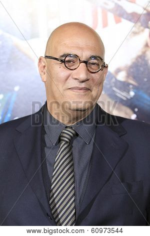 LOS ANGELES - MAR 4: Igal Naor at the Premiere of '300: Rise Of An Empire' held at TCL Chinese Theater on March 4, 2014 in Los Angeles, California
