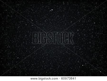 Glittering black background. Twinkling glitter background.