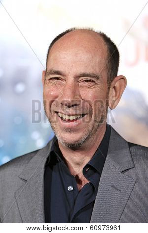 LOS ANGELES - MAR 4: Miguel Ferrer at the Premiere of '300: Rise Of An Empire' held at TCL Chinese Theater on March 4, 2014 in Los Angeles, California