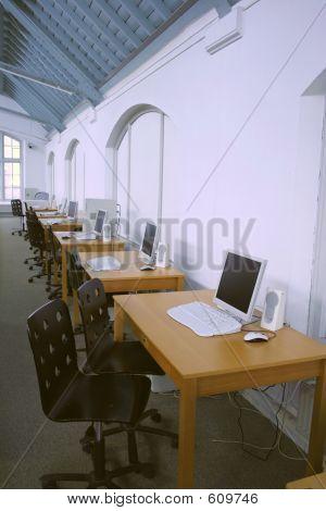 Computer-Klassenzimmer