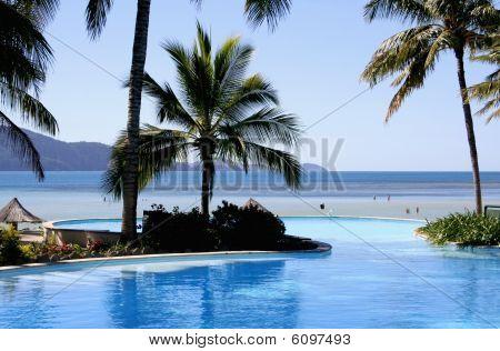 Tropical Resort, Queensland, Australia