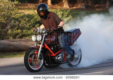 Motorbike Dragster