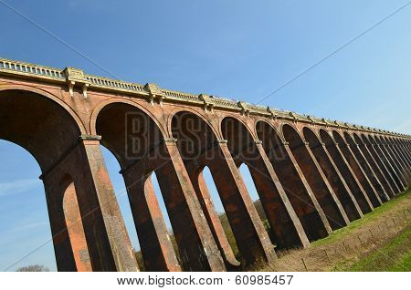 Ouse Valley Viaduct.