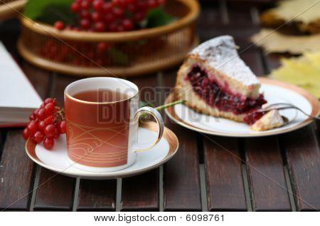 Tea. Still Life