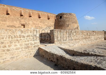 Arad Fort In Muharraq. Manama