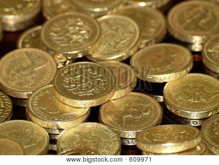Pound Coins 2.