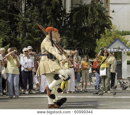 Guards Ceremonial Parade