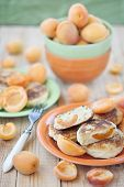 Quark Pancakes With Apricots