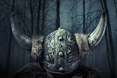 stock photo of viking  - Helmet - JPG