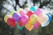 stock photo of balloon  - air - JPG