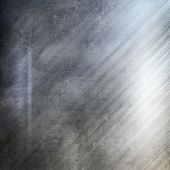 Silver metal texture. Industrial background