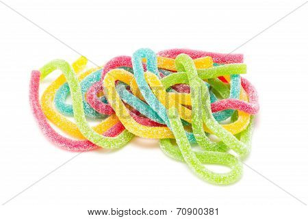 Jelly Sugar Candies.