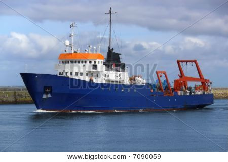 Research Vessel A1