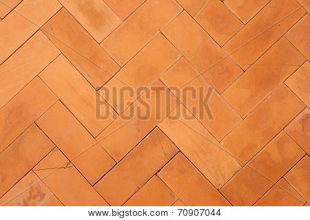 Brick Tiles, Floor Pattern