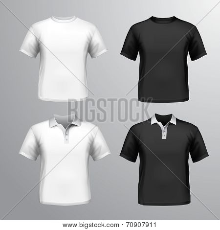 T-shirts male set