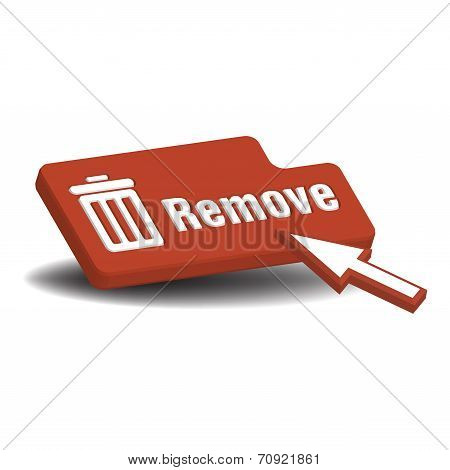Remove button