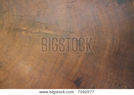 Redwood Sawn End