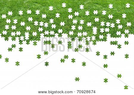 Grass Puzzle