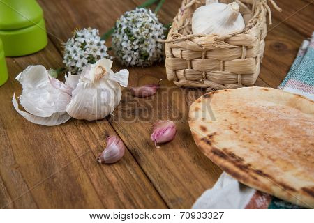 Garlic And Bread