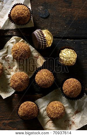 Pralines From Above