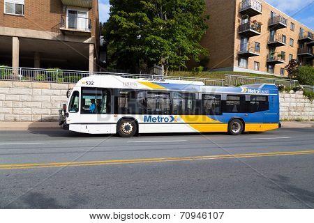 Halifax Public Bus