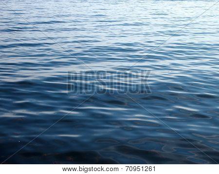 Ocean Water Ripples
