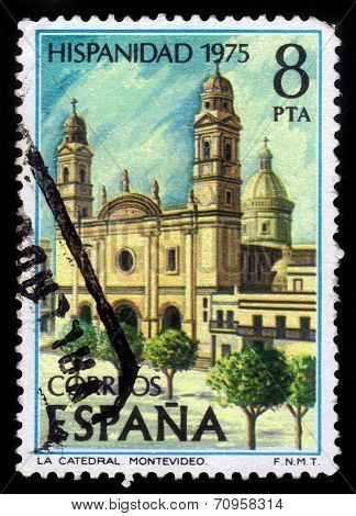 Montevideo Cathedral (uruguay)