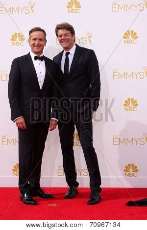 vLOS ANGELES - AUG 25:  Dante Di Loreto at the 2014 Primetime Emmy Awards - Arrivals at Nokia at LA Live on August 25, 2014 in Los Angeles, CA
