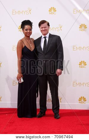 LOS ANGELES - AUG 25:  Jesse Plemons at the 2014 Primetime Emmy Awards - Arrivals at Nokia at LA Live on August 25, 2014 in Los Angeles, CA