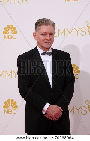 LOS ANGELES - AUG 25:  Warren Littlefield at the 2014 Primetime Emmy Awards - Arrivals at Nokia at LA Live on August 25, 2014 in Los Angeles, CA
