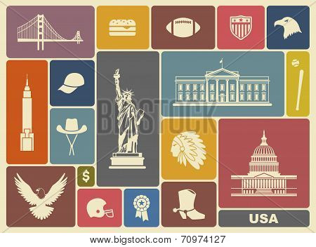 Symbols of the USA