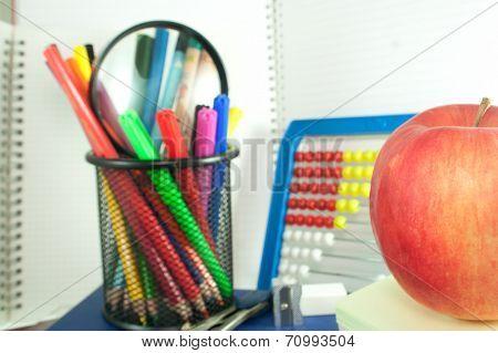 Apple By School Items