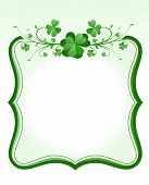 picture of saint patricks day  - vintage style St - JPG