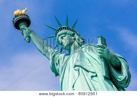 Statue of Liberty New York American Symbol USA US