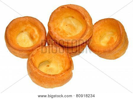 Traditional Yorkshire Puddings