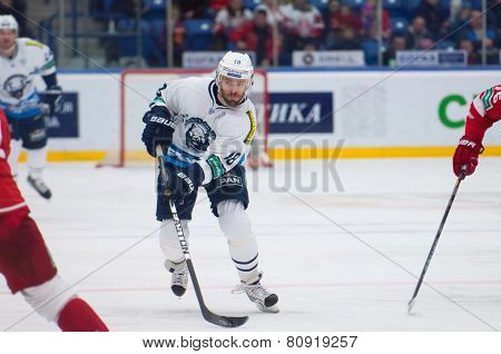 Ville Leino (18) In Action